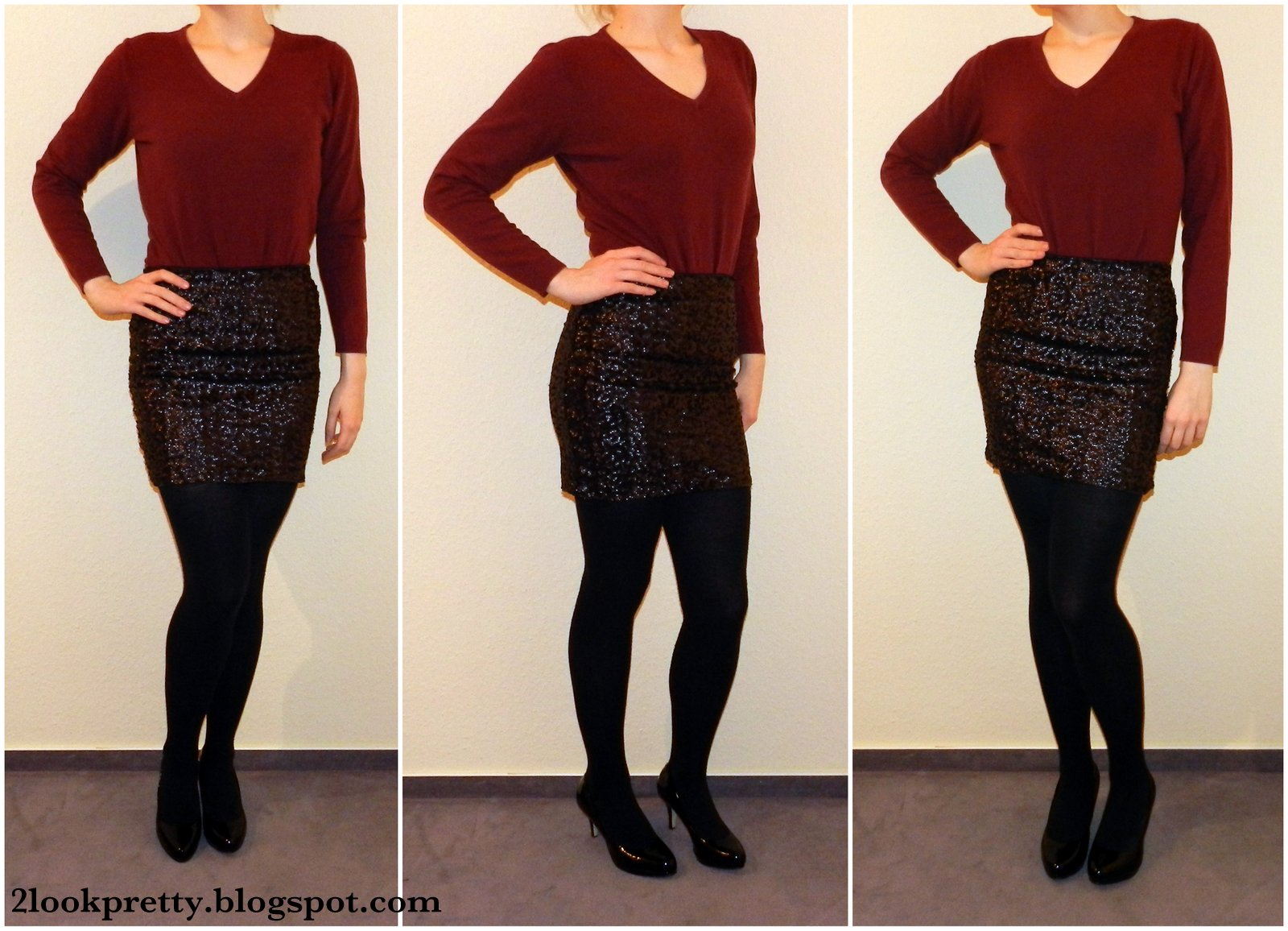 2 Look Pretty 3 Christmas Outfit Ideas For 3 Different Occasions