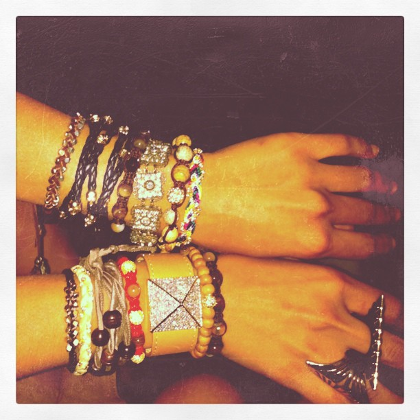 "Subject to Fashion: Killin' it: ""Arm Parties"""
