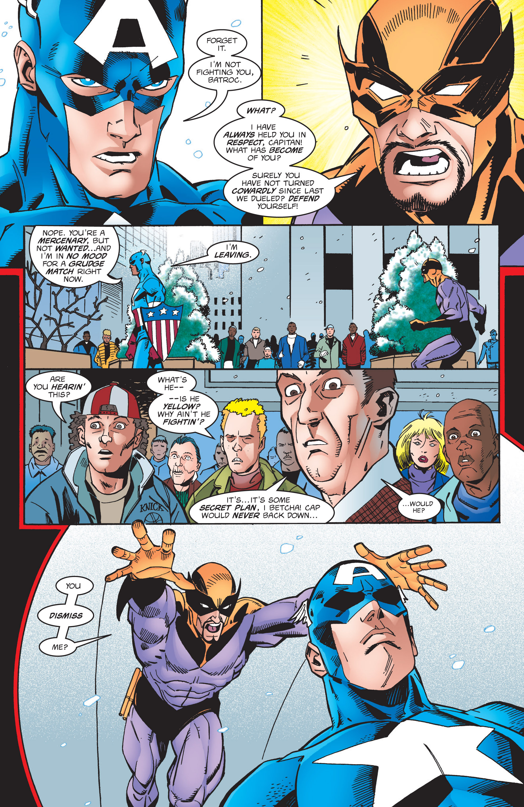 Captain America (1998) Issue #4 #7 - English 14