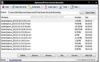 Download Apowersoft Screen Recorder