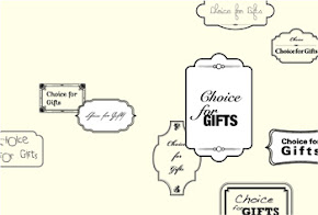 CHOICES FOR GIFTS 3