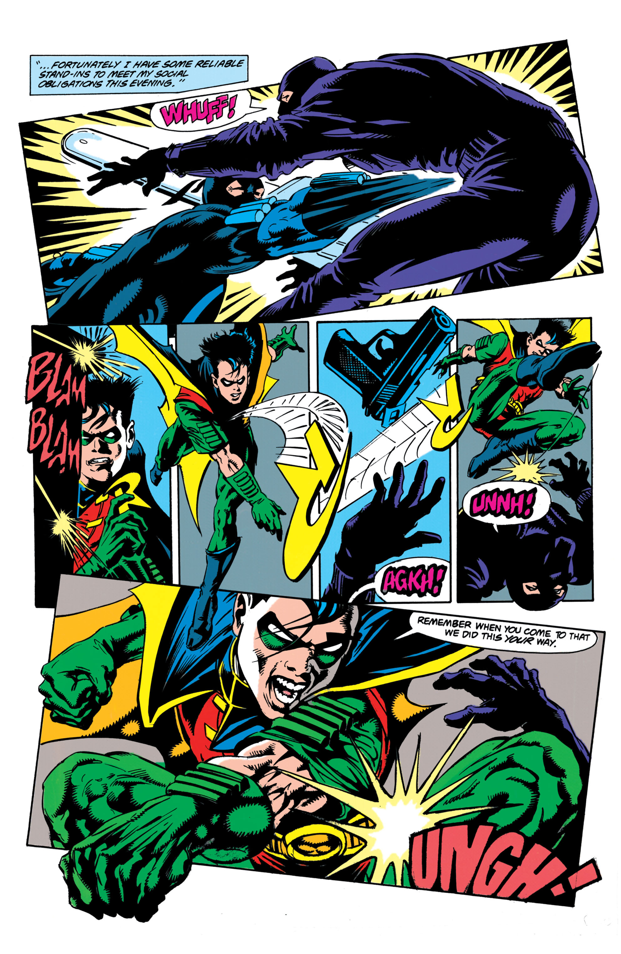 Detective Comics (1937) Issue #657 Page 15