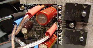 Amplifier 200W 2SJ201 2SK1530