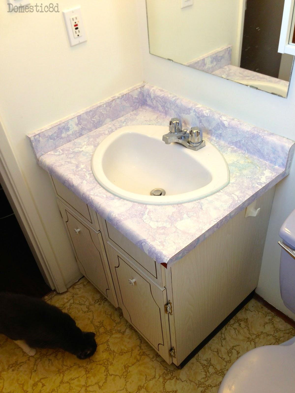Domestic8d En Suite Powder Room Reno Part I