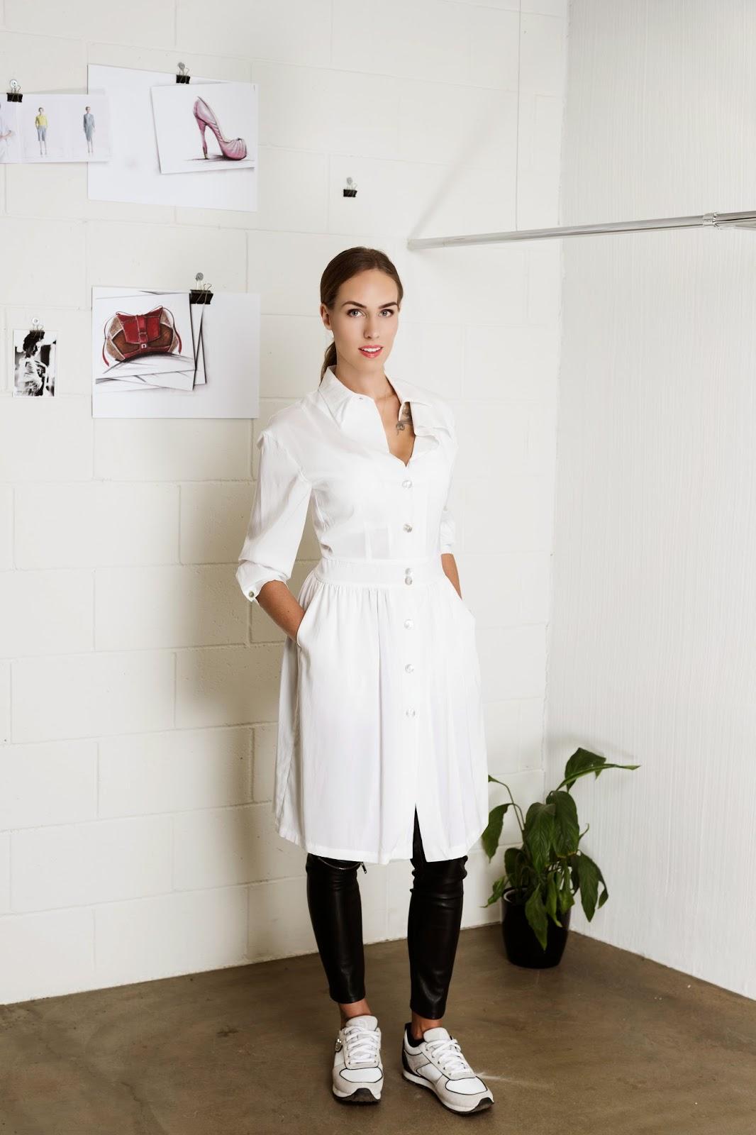 kristjaana mere zero popup store enia joost white dress