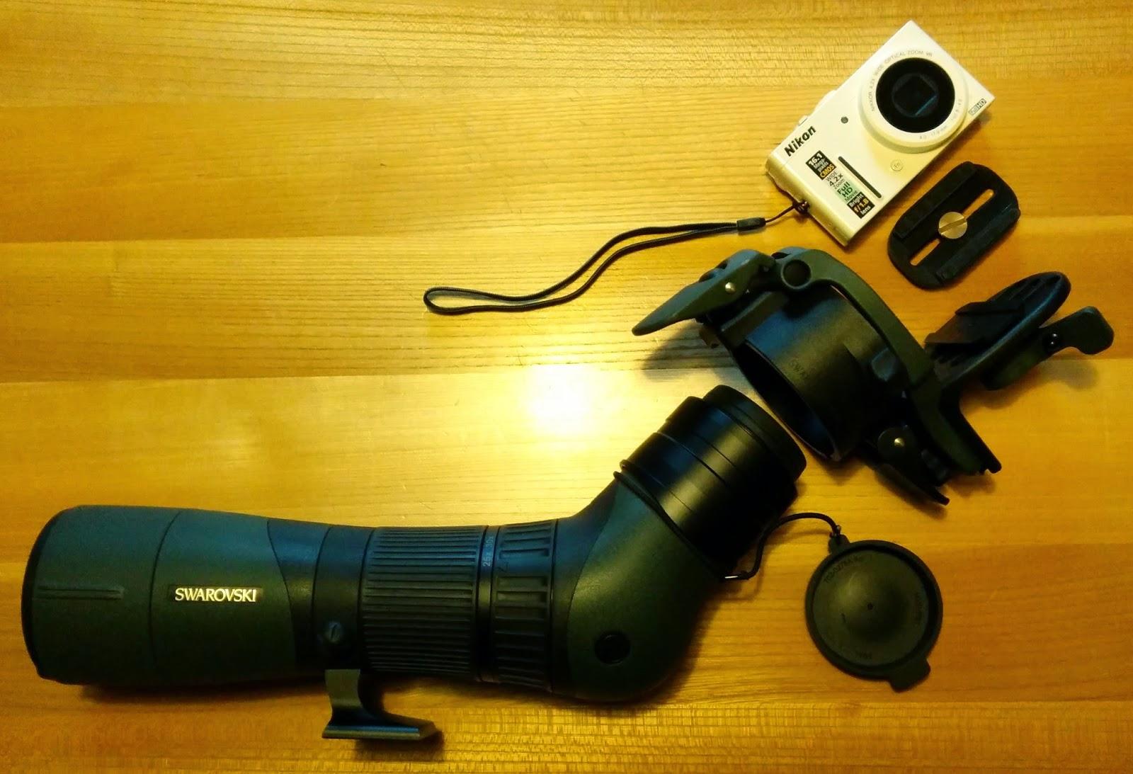65 mm Objektiv mit Okular, DCB II und Kamera getrennt