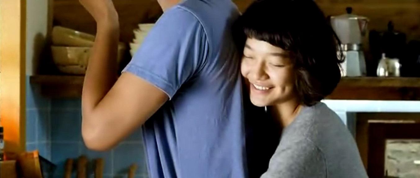 Shin Min Ah: Hugging Shin Min Ah