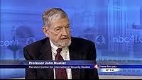 Cato Institutes John Mueller