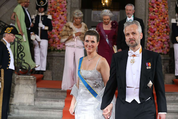 Wedding Ceremony: Prince Carl Philip and Sofia Hellqvist