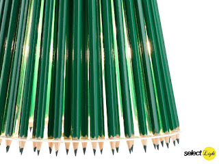 Pencil collection - Tom Rossau