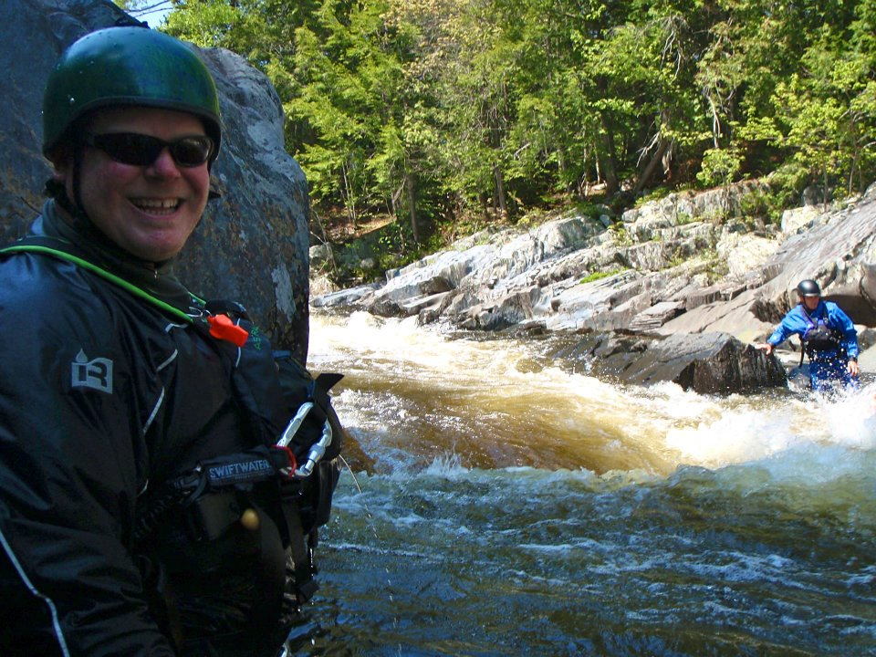 Jeremy - Northeast Whitewater Program Director & Blog Contributor