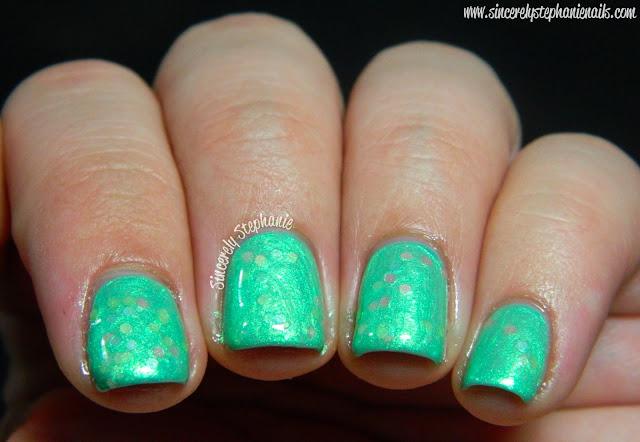 Mrs. P's Nail Potions Spring Fling