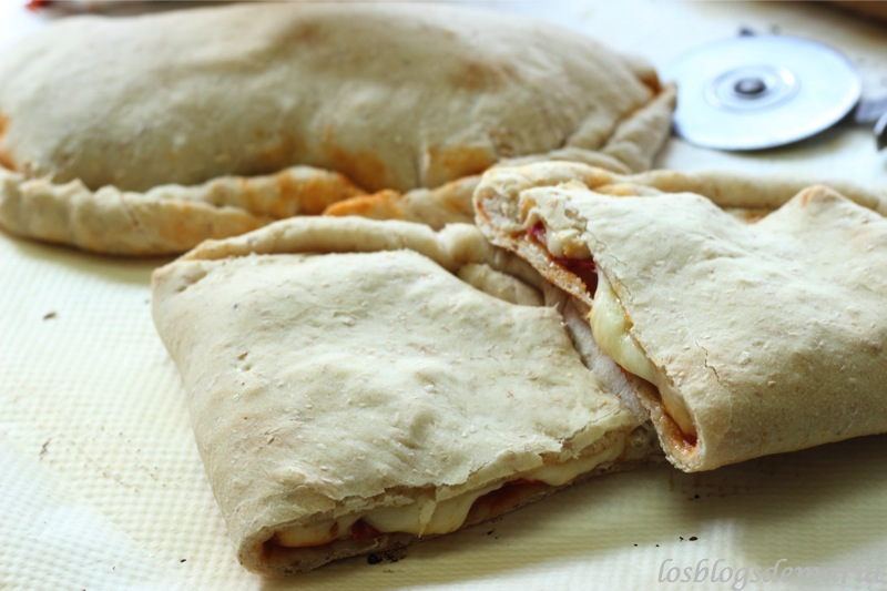 Calzone y Pizza