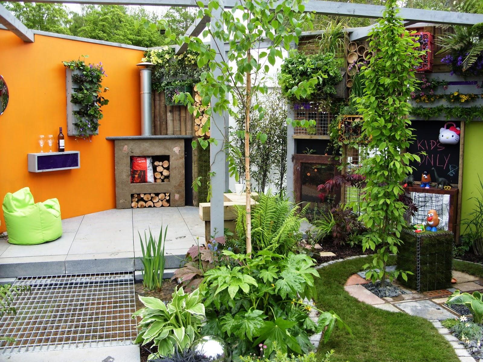 Kelli 39 s northern ireland garden garden show ireland for Garden design northern ireland