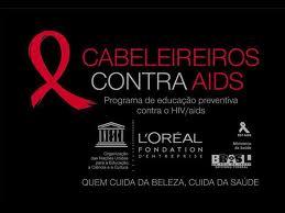 CABELEIREIROS CONTRA A AIDS