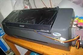 Cara Mudah Reset Printer Epson Stylus C90