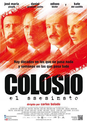 Colosio: El Asesinato