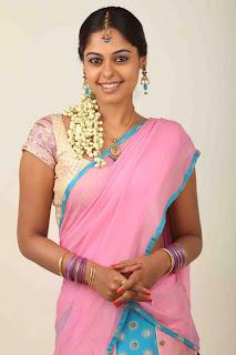 Bindhu-Madhavi-hot-actress-in-saree-2