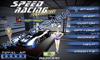 Screenshots of the Speed racing ultimate 2 for Android tablet, phone.