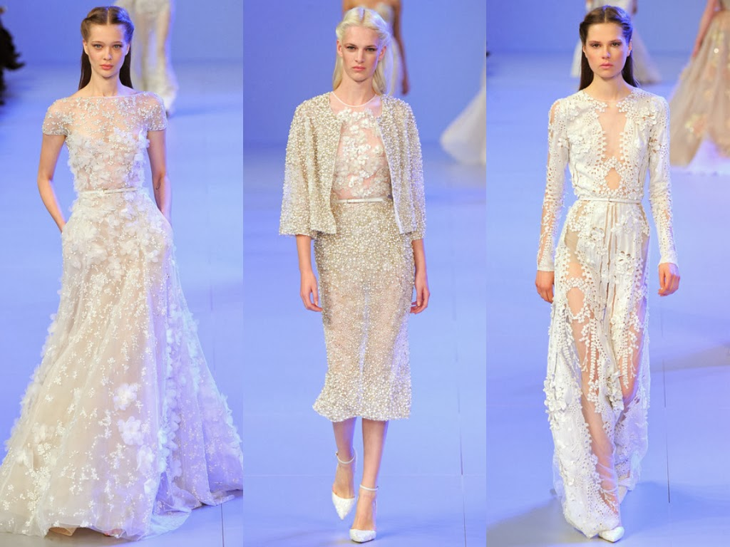 elie saab spring 2014 fairy angel
