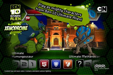 ben 10 fighting games download for android