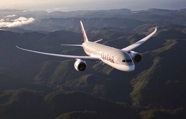 Qatar Airways Hd Wallpapers