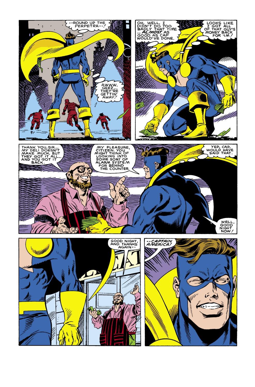 Captain America (1968) Issue #305 #233 - English 8
