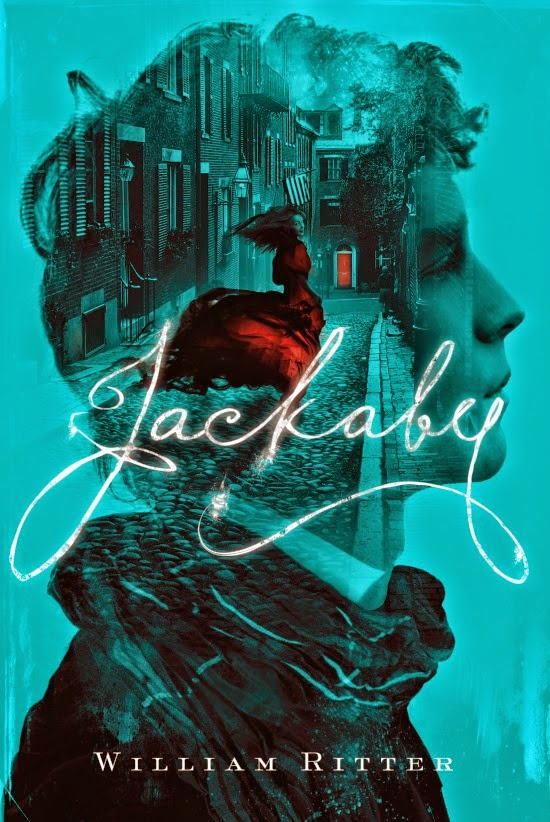 http://www.amazon.com/Jackaby-William-Ritter-ebook/dp/B00JEORUSI/ref=sr_1_1?s=books&ie=UTF8&qid=1419709483&sr=1-1&keywords=jackaby+william+ritter