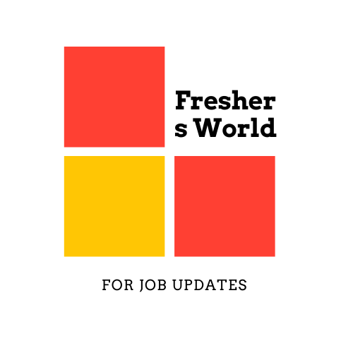 Walkin interview , Freshers Jobs, Government Jobs| Freshersworld.online