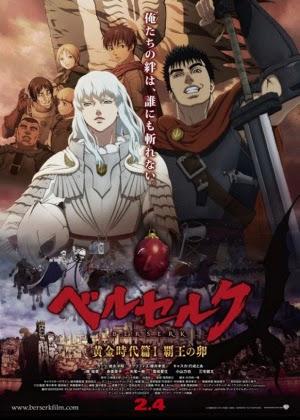 Kỵ Sĩ Đen: Quả Trứng Của Nhà Vua - Berserk: The Egg Of The King (2012) Poster