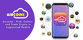 Play Aircoins, and earn real cryptocurrency.