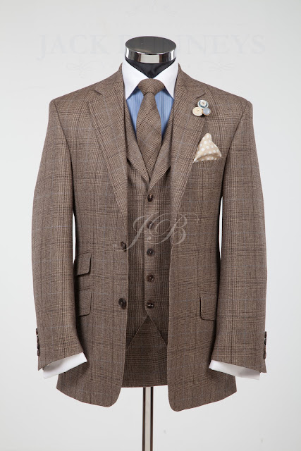 tweed wedding suit, country wedding suit, vintage wedding suit, brown wedding suit, wedding hire suit for vintage wedding