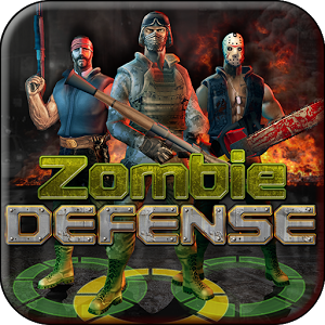 Download Zombie Defense v8.8 Mod Apk (Unlimited Money)