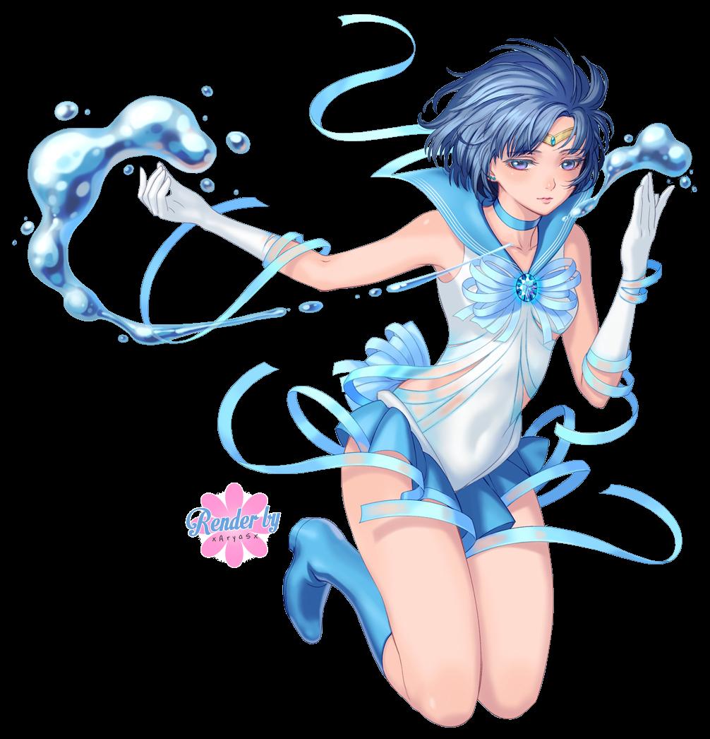 Render Sailor Mercury