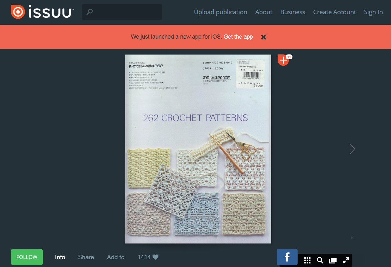 http://issuu.com/talpa/docs/262_patrones_crochet