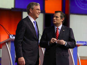 LOW ENERGY JEB ENDORSES LYING TED