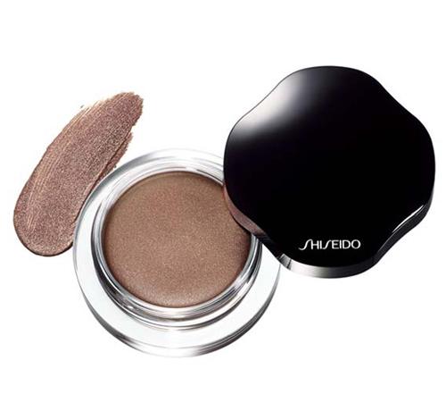 Кафяви крем сенки за очи Shiseido