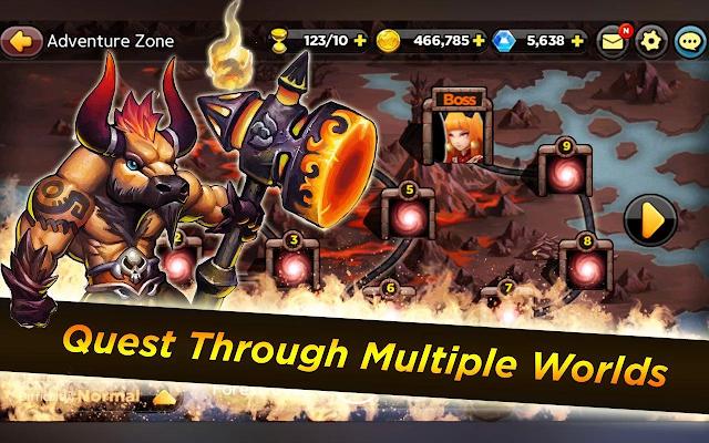 Dragon Striker App