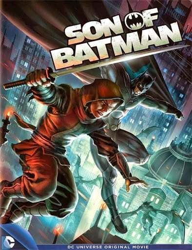 Ver El hijo de Batman (Son of Batman) (2014) Online