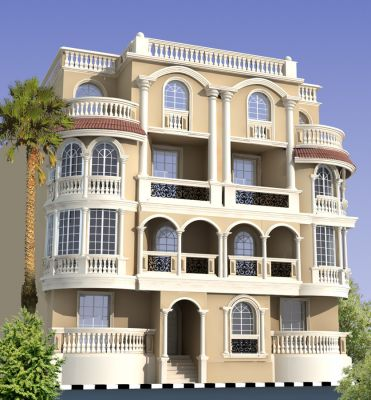 تصميم واجهات عمارات http://yalla7.blogspot.com/2011/06/blog-post_23.html