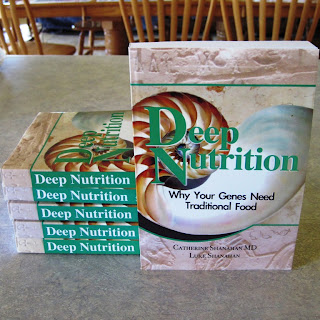 Deep Nutrition Book Review - Why Your Genes Need Traditional Foods