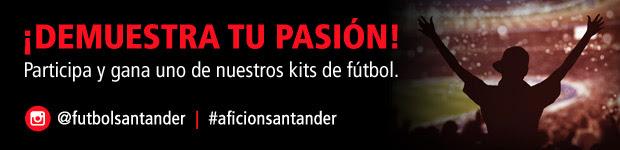 Concurso futbol santander