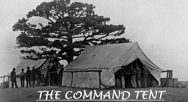 The Command Tent