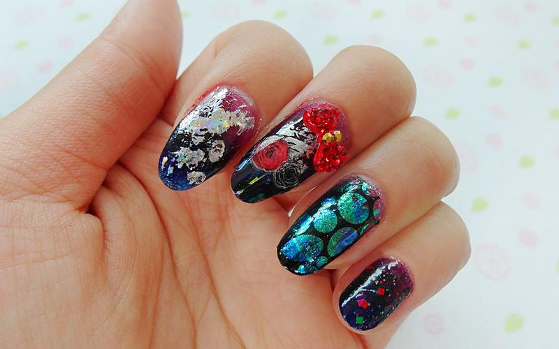gradation+nail+art+foil+nail+art+7.jpg