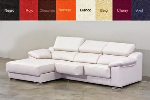 Oferta sof con chaise longue a baratos sofas chaise for Sofas de piel con chaise longue