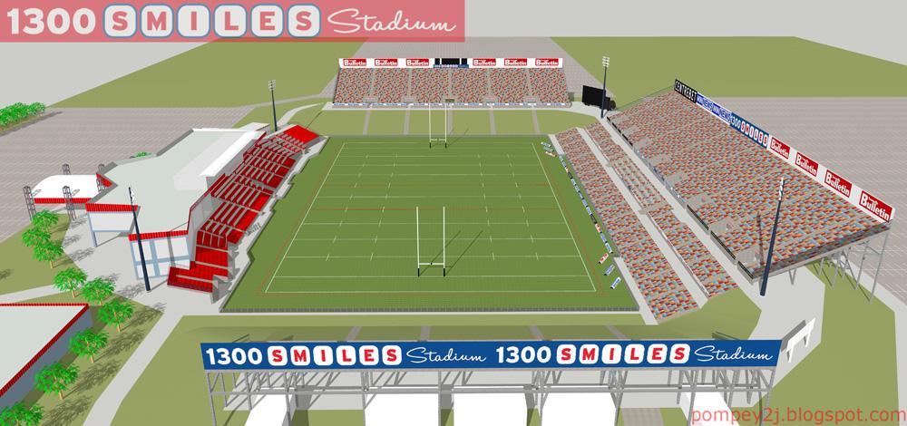 pompey2j upload 1300 smiles stadium. Black Bedroom Furniture Sets. Home Design Ideas