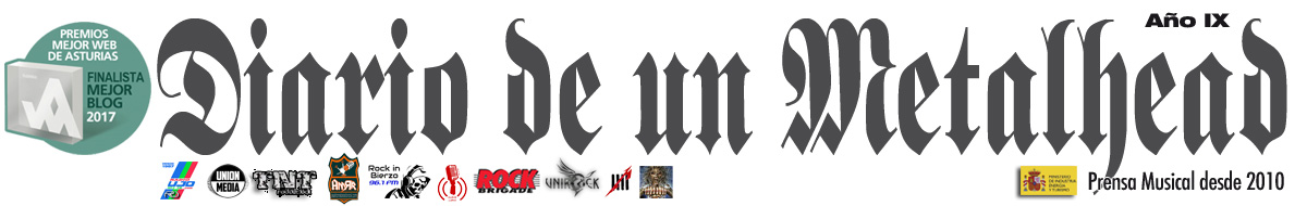Diario de un Metalhead