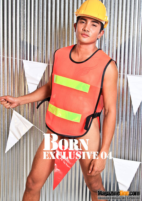 BORNEXCLUSIVE004 013 Naked Thailand Construction Workers from Dee Magazine