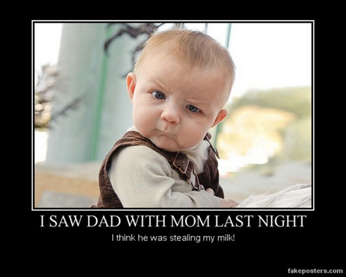 Baby Daddy Meme Funny : Chuck s fun page should have been in bed