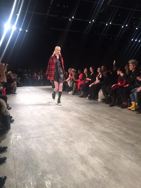 iijin, nyfw, fashion shows, fall winter, 2016, edgy, rocker, fashion show coverage, theptowngirls,
